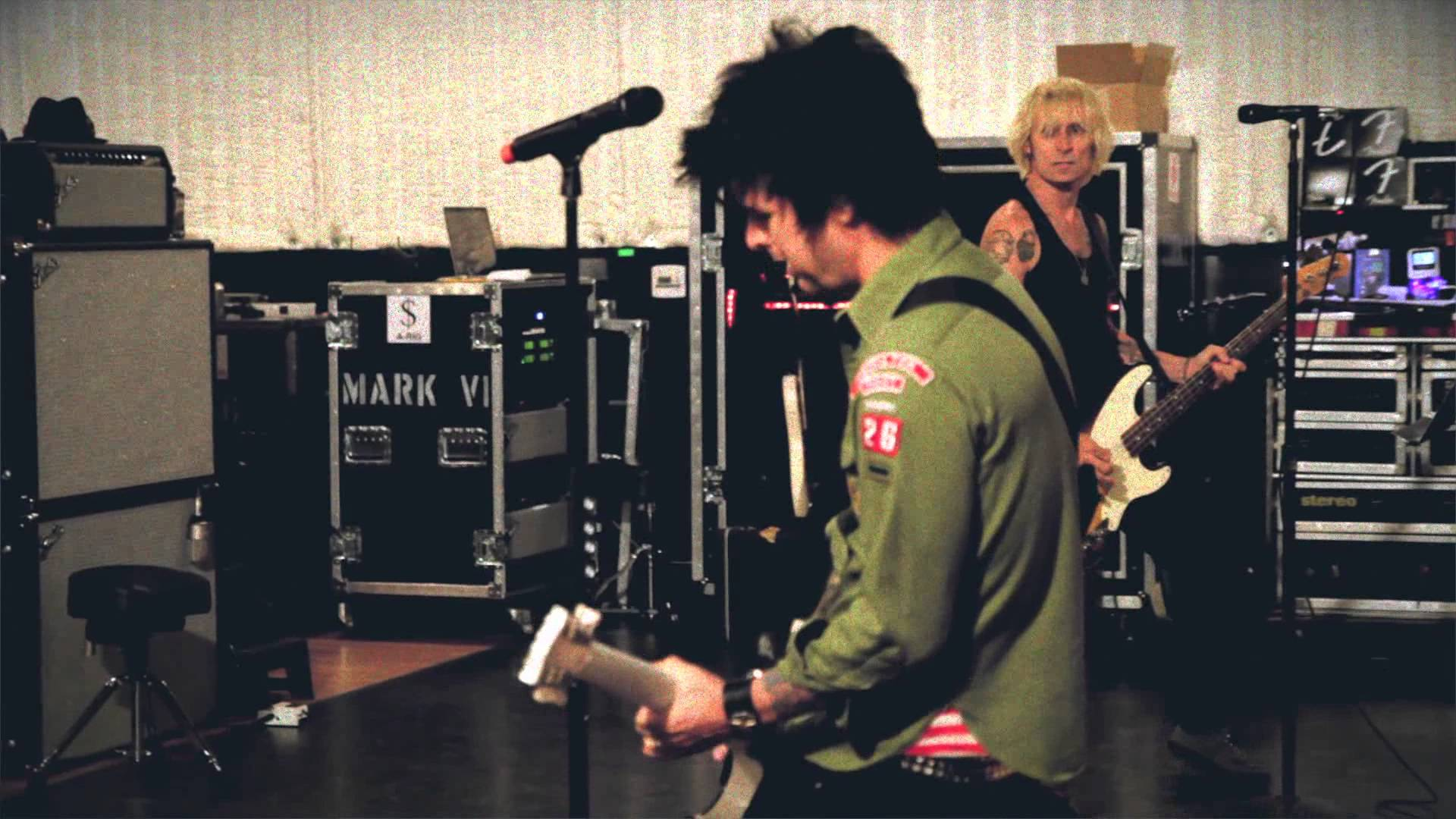 Green Day Nuclear Family
