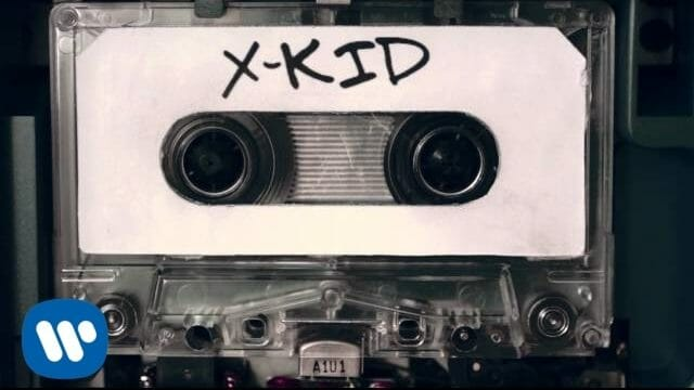Green Day X-Kid