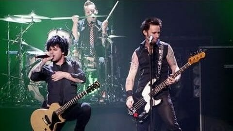 Green Day @ Fox Theatre (2009)