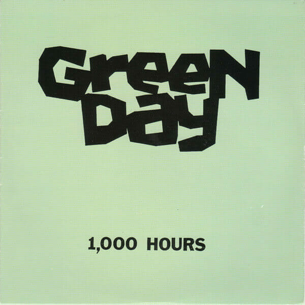 Green Day 1,000 Hours EP