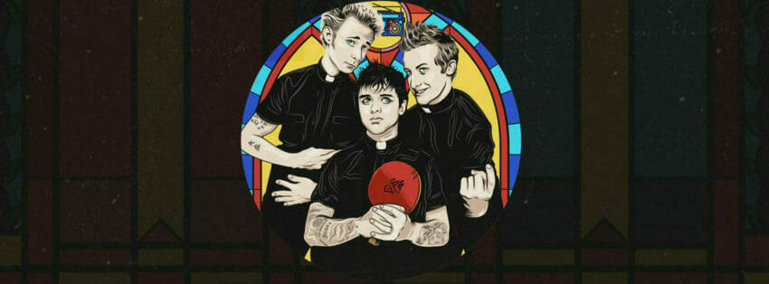 Green Day God's Favorite Band