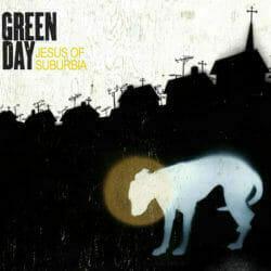 Green Day Jesus Of Suburbia