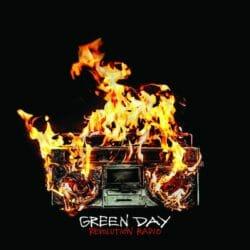 Green Day Revolution Radio single