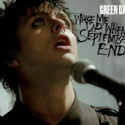 Green Day Wake Me Up When September Ends