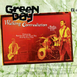 Green Day Walking Contradiction