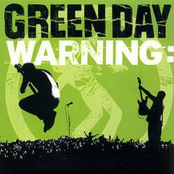 Green Day Warning