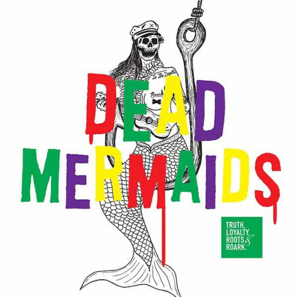 Dead Mermaids - Split EP w/Coral Fangs