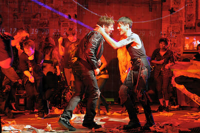 Green Day American Idiot musical