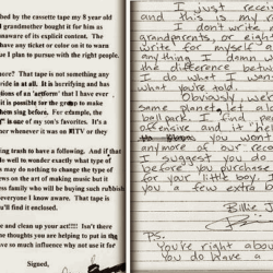 Billie Joe Armstrong responds to angry parents letter