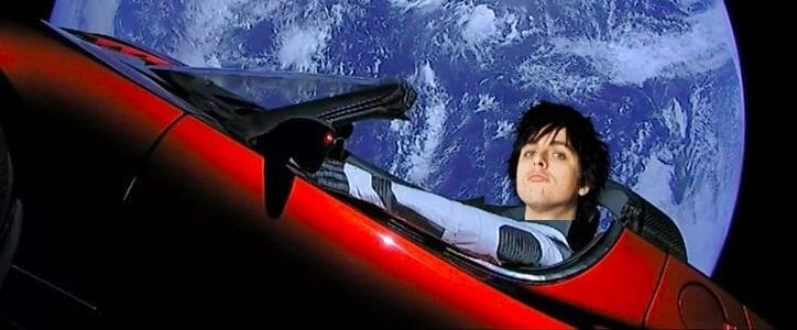 Green Day On Mars