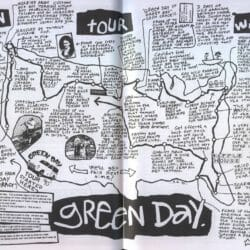 On Tour With Green Day