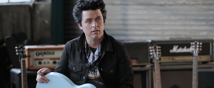 Billie Confirms Work on New Green Day Music