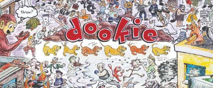 Green Day's Dookie turns 25