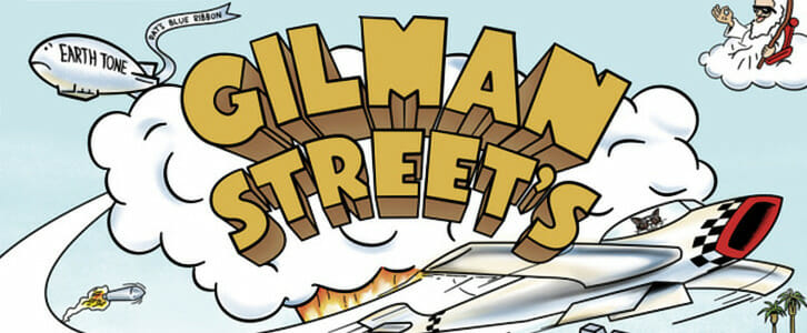 GIlman Street's Ripoffs tribute LP