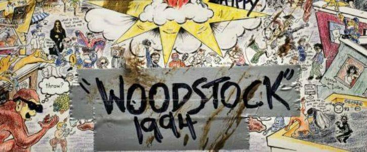 Green Day Woodstock 94 Vinyl