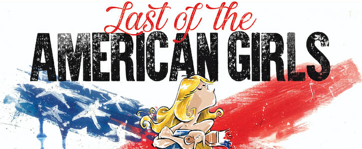 Green Day Last Of The American Girls Book