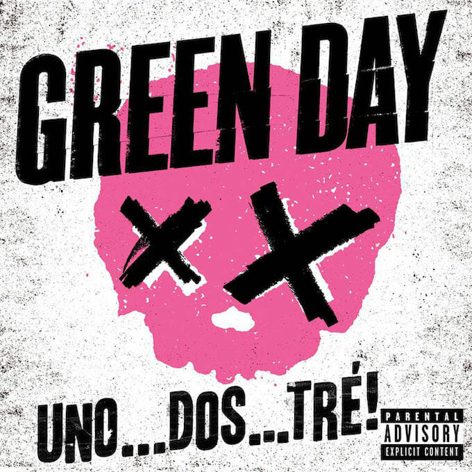 Green Day Uno...Dos...Tre! Box Set
