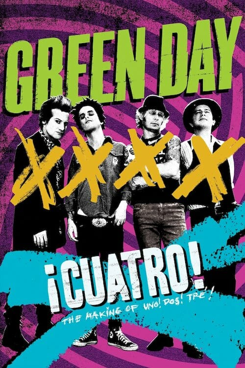 Green Day documentary Cuatro