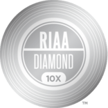 RIAA Diamond Certification