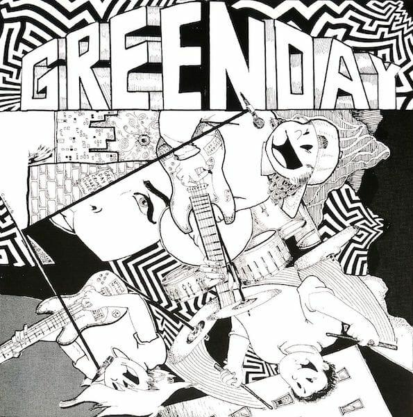 Green Day 39/Smooth Vinyl Insert