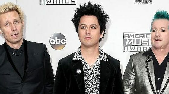 Green Day To Celebrate 'Dookie' With AMA Performance