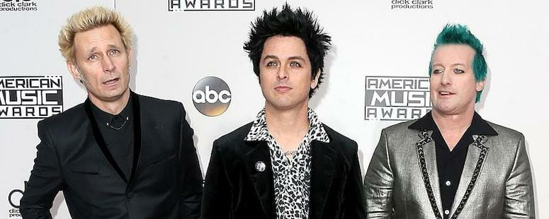Green Day to perform at American Music Awards