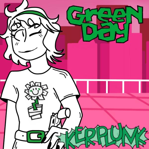 Alternate Kerplunk Cover #2