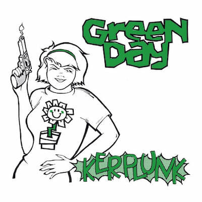 Green Day Kerplunk cover