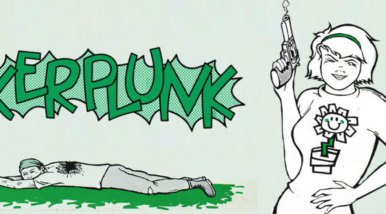 "Remaking Kerplunk's ""Unfinished"" Artwork"