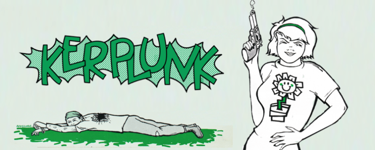 A New Look at Green Day's Kerplunk Artwork
