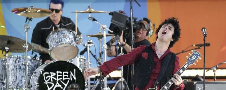 Green Day Set To Play Ellen & Good Morning America