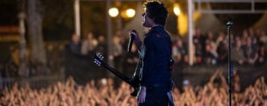 Green Day MTV World Stage Seville Spain