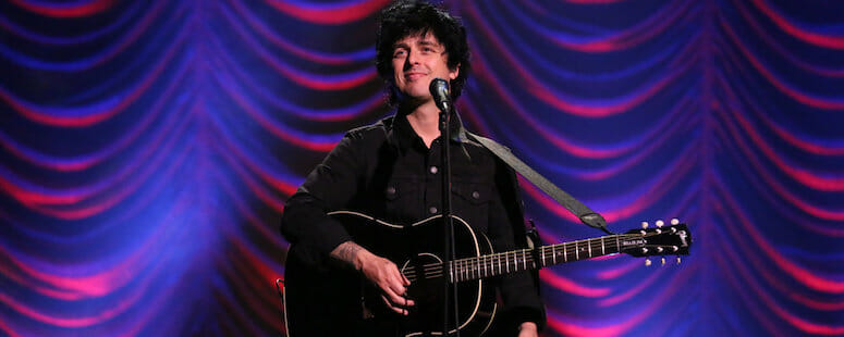 Billie Joe Armstrong to appear on the Tonight Show