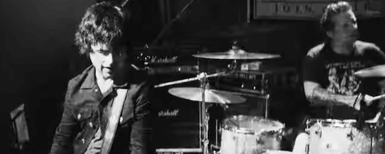 Billie Joe Armstrong Amico cover for No Fun Mondays