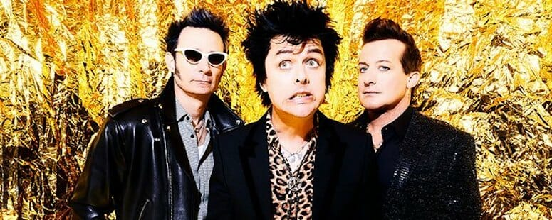 New Green Day Remix EP & Asian Tour Dates