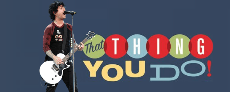 'That Thing You Do!' Cover Released