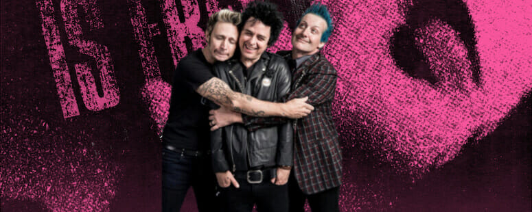 Green Day cover Blondie's 'Dreaming'