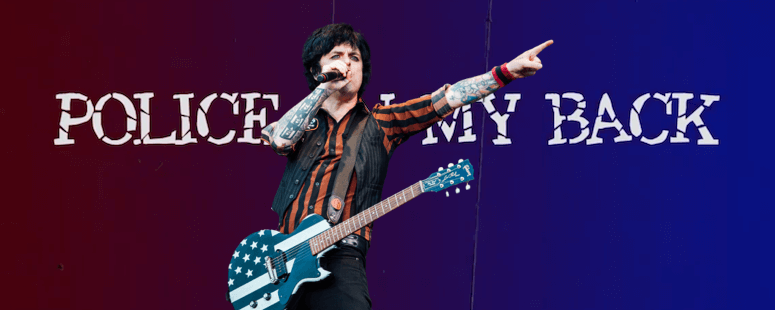 Billie Joe releases 'Police On My Back'