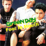 Green Day - Foot In Mouth EP