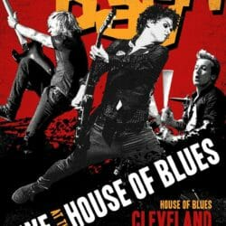 Green Day Concert Poster - 2015