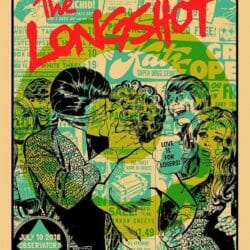 The Longshot Concert Poster - 2018