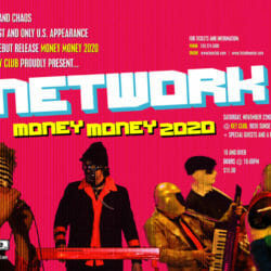 The Network Concert Poster - 2003