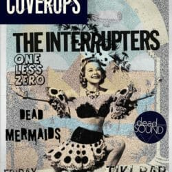 The Coverups Concert Poster - 2019