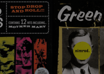 Green Day reissue Foxboro Hot Tubs and Nimrod vinyl