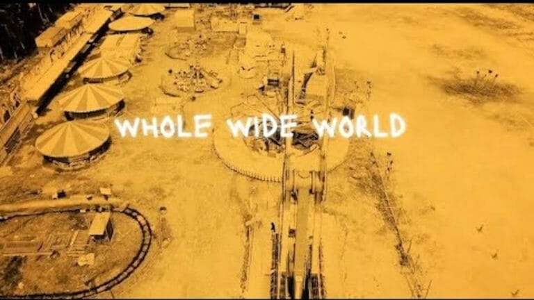 Billie Joe Armstrong covers Whole Wide World by Wreckless Eric