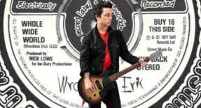 Billie Joe returns with 'Whole Wide World'