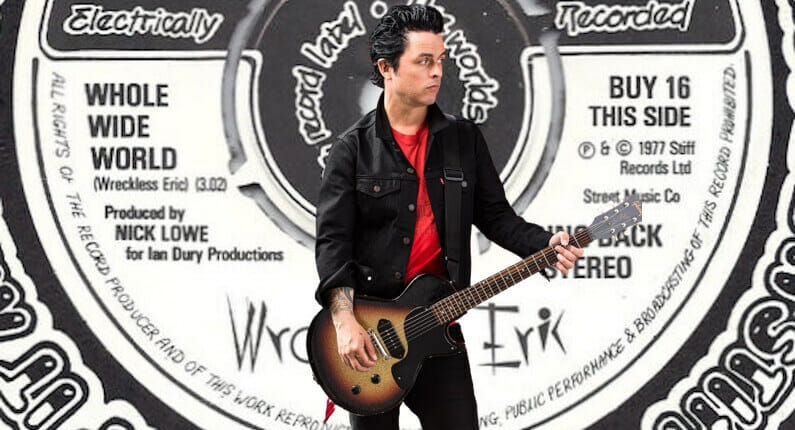 Billie Joe returns with 'Whole Wide World'