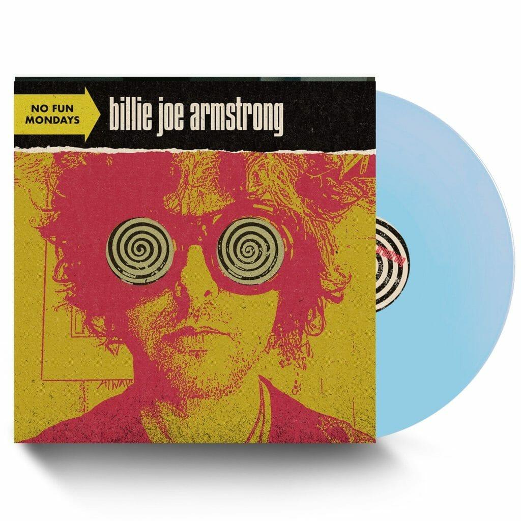 Billie Joe Armstrong - No Fun Mondays album
