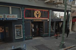 The Golden Bull Bar