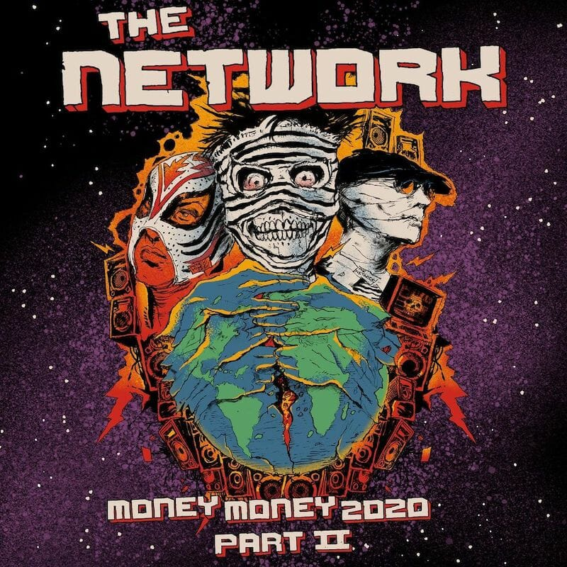 The Network - Money Money 2020 Part II album cover